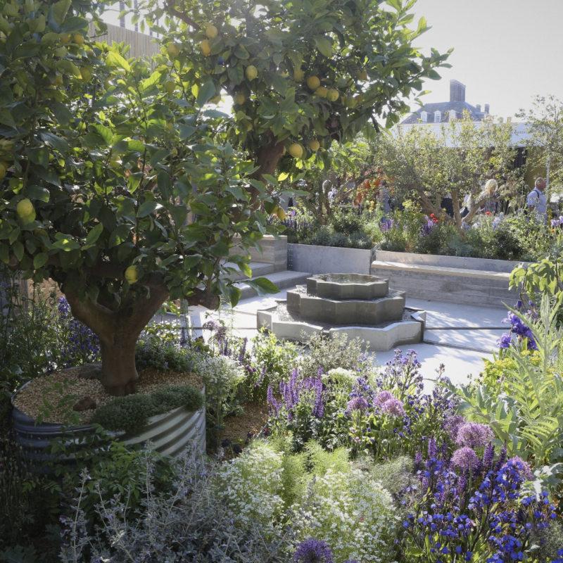 Landscape Associates Chelsea Flower Show 2018