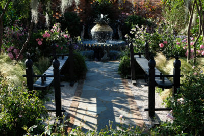 Landscape Associates The Charleston & South Carolina Garden