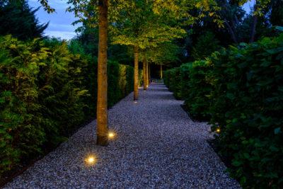 Landscape Associates Esher Family Garden