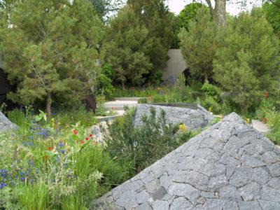Landscape Associates Royal Bank of Canada Garden